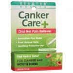 Quantum Health Canker Care+ Oral Gel Pain Reliever 0.33 fl oz Gel