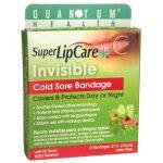 Quantum Health Super Lip Care + Invisible Cold Sore Bandage 12 ct
