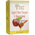 Roots & Fruits Apple Cider Vinegar and Honey Soap 5 oz Bars