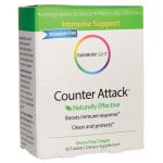 Rainbow Light Counter Attack 30 Tabs Immune Support