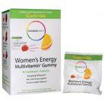 Rainbow Light Women's Energy Multivitamin Gummy 30 Packets