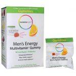Rainbow Light Men's Energy Multivitamin Gummy 30 Packets