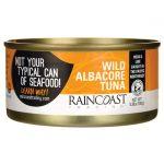 Raincoast Wild Albacore Tuna 5.3 oz Can Essential Fatty Acids