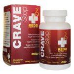 Redd Remedies Crave Stop 60 Veg Caps Weight Loss