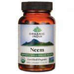 Organic India Neem 90 Veg Caps Cleansing and Detoxification