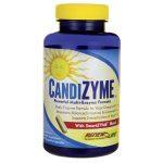 Renew Life Candizyme 45 Veg Caps Digestive Health and Fiber