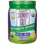 Renew Life Skinny Gut Ultimate Shake – Natural Chocolate Flavor 14.5 oz Powder Weight Loss