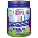 Renew Life Skinny Gut Ultimate Shake – Natural Vanilla Flavor 13.4 oz Powder Weight Loss