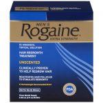Rogaine Men's Extra Strength – 3 Month Supply 3/ 2 fl oz Bottles Men's Health