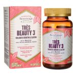 Reserveage Nutrition Tres Beauty 3 with Biotin and Hyaluronic Acid 90 Caps