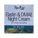 Reviva Labs Elastin + Dmae Night Creme 1.5 oz Cream Skin Care