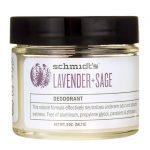 Schmidt's Deodorant Lavender + Sage 2 oz Cream