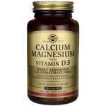 Solgar Calcium Magnesium with Vitamin D3 150 Tabs Bone Health