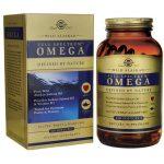 Solgar Wild Alaskan Full Spectrum Omega 120 Soft Gels Essential Fatty Acids
