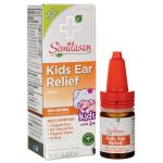 Similasan Kids Ear Relief 0.33 fl oz Liquid Hearing and Ear Health