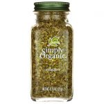 Simply Organic Oregano 0.75 oz Flakes Herbs and Supplements