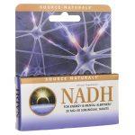 Source Naturals Nadh 20 mg 30 Tabs Memory and Brain Health