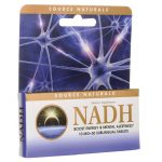 Source Naturals Nadh 10 mg 30 Tabs Memory and Brain Health