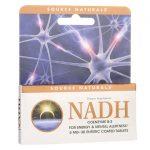 Source Naturals Nadh 5 mg 30 Tabs Memory and Brain Health
