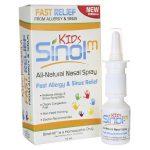 Sinol Kids Sinol-M All-Natural Nasal Spray-Allergy & Sinus Relief 15 ml Liquid