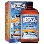 Sovereign Silver Bio-Active Hydrosol – Family Size 32 fl oz Liquid Health Minerals