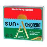 Sun Chlorella 500 mg 120 Tabs