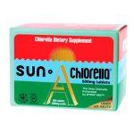 Sun Chlorella 500 mg 600 Tabs