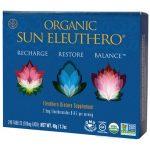 Sun Chlorella Organic Eleuthero 200 mg 240 Tabs