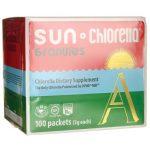 Sun Chlorella Granules 100 Packs