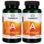 Swanson Premium Vitamin A 10,000 Iu 500 Soft Gels
