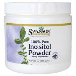 Swanson Premium 100% Pure Inositol Powder 8 oz Powder B Vitamins