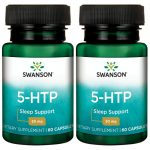 Swanson Premium 5-Htp 50 mg 120 Caps Stress and Mood