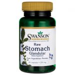 Swanson Premium Raw Stomach Glandular 250 mg 60 Caps Glandular Health
