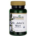 Swanson Premium St. John's Wort 375 mg 60 Caps Stress and Mood