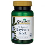 Swanson Premium Full Spectrum Bayberry Root 400 mg 60 Caps Herbs and Supplements