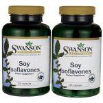 Swanson Premium Soy Isoflavones 750 mg 240 Caps Bone Health