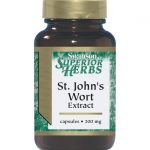 Swanson Superior Herbs St. John's Wort Extract 300 mg 120 Caps Stress and Mood