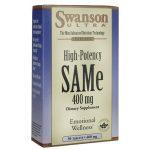 Swanson Ultra High-Potency Same 400 mg 30 Tabs Stress and Mood