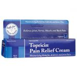 Topricin Pain Relief Cream 2 oz Cream Muscle Pain and Stiffness