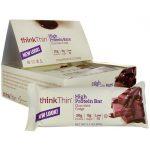 Think Thin Protein Bars – Chocolate Fudge 10 Bars