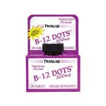 Twinlab B-12 Dots 500 mcg 250 Lozenges B Vitamins