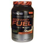 Twinlab 100% Whey Fuel Vanilla Rush 2 lbs Powder Protein