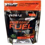 Twinlab 100% Whey Fuel Double Chocolate 13.40 oz Powder Protein