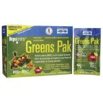 Trace Minerals Greens Pak 30 Packets