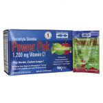 Trace Minerals Electrolyte Stamina Power Pak – Cherry Lime 32 Packets