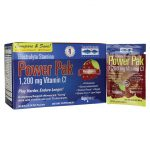Trace Minerals Electrolyte Stamina Power Pak – Raspberry 32 Packets
