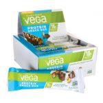Vega Protein Snack Bar – Chocolate Peanut Butter 12 Bars