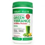 Vibrant Health Green Vibrance – Original 12.61 oz Powder