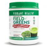 Vibrant Health Field of Greens 15.03 oz Powder