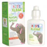 Xlear Kid's Saline Nasal Spray with Xylitol 0.75 fl oz Liquid Respiratory Health
